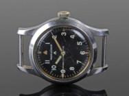 Jaeger military wrist watch