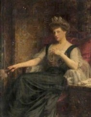 Portrait of Lady Inverclyde