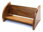 Furniture by Robert 'Mouseman' Thompson