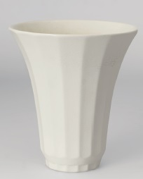 Keith Murray ceramic vase