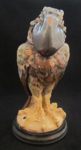 The world record Martinware bird
