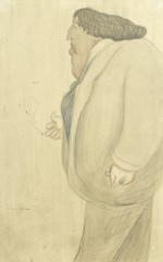 Max Beerbohm's Oscar Wilde