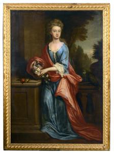 Lady Katherine Erskine, daughter of the Earl of Buchan