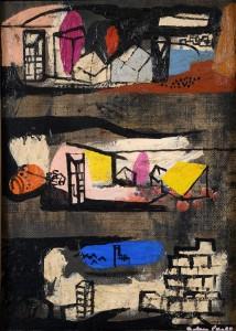 'Portland Trio' by John Piper