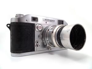 Ilford Witness camera