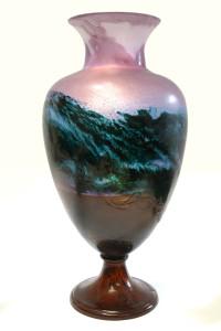 Emile Galle vase