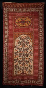 Lockwood Kipling's textile tapestry