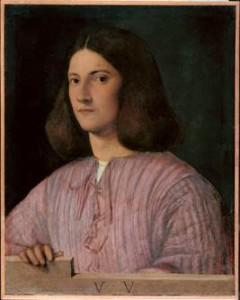 Giorgione, Portrait of a Young Man ('Giustiniani Portrait')