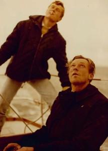 William Gronow Davis and Michael Pitt-Rivers