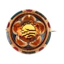 vintage Scottish jewellery