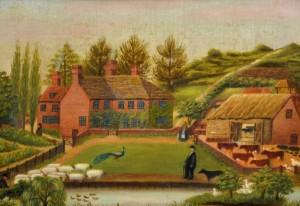 An example of folk art
