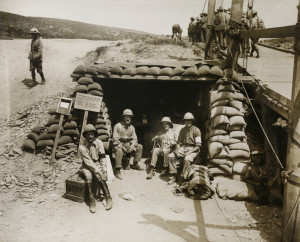 Photographs from Gallipoli