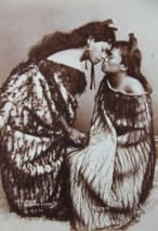 Rare Maori photographs