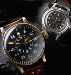 Military watches have a dedicated collecting base