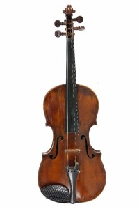 18th century violin
