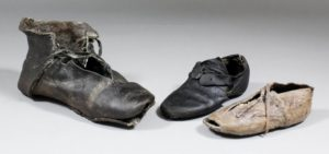 Shoes in the Wittenberg Collection