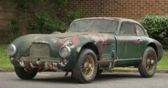 1949 Aston Martin DB Team Car