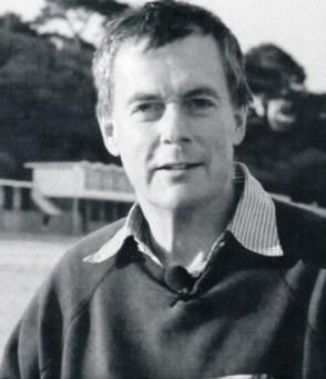 Camera collector Robert White