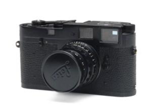 black Leica M2