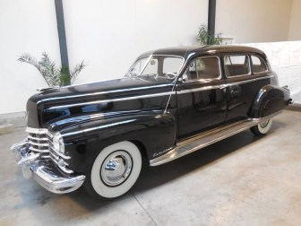 The 1949 Cadillac 75 Fleetwood 5-passenger Sedan