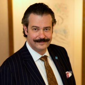 Nicholas D. Lowry is CEO of Swann Auction Galleries