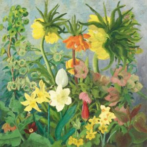 Cedric Morris by Easter Bouquet