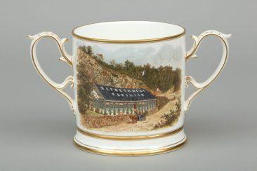 Pilkington Collection Coalport Loving Cup (med)
