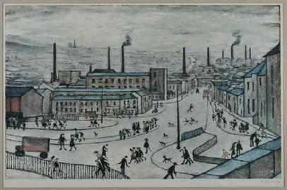 Lowry prints