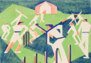 Edith Lawrence's 'Cricket'