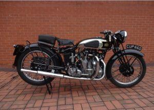 HRD Series A Rapide 1938 Reg: CUP 660