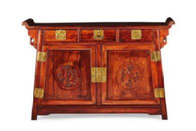 Huanghuali furniture