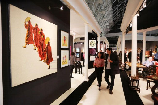 The Winter Art and Antiques Fair Olympia