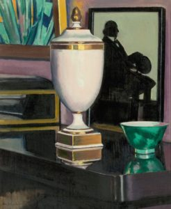 Francis Campbell Boileau (F.C.B.) Cadell's The Wedgwood Vase