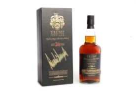 Trump's single malt whisky