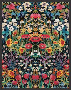 Liberty Oriental Rugs Peta Smyth Secret Garden