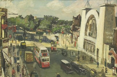 Karel Weight's Hammersmith Broadway