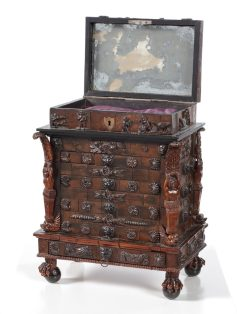 An antique chest on The Pedestal