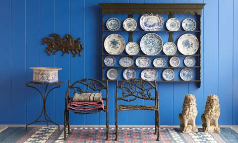 The Morning Room Revisited- Spring 2017 Decorative Antiques & Textiles Fair