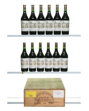 Chateau Haut-Brion from wine sale