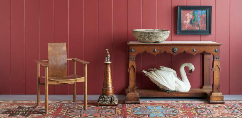 Decorative Fair foyer