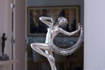 Jackie Collins Beverly-Hills-interior