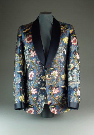 The Louis Vuitton evening jacket