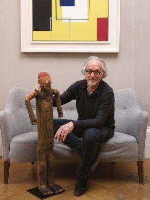 Gordon Reece tribal art collector