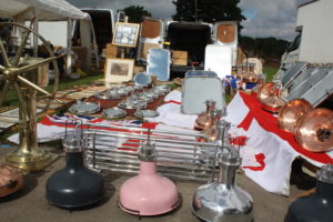 Ardingly antiques Fair