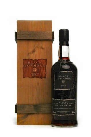 McTear's - Black Bowmore sells for record £11450 at auction