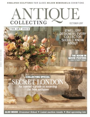 Antique Collecting October 2017 issue