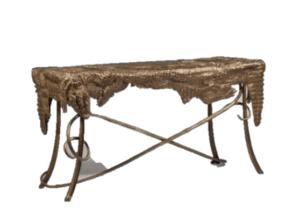 Bureau croco table