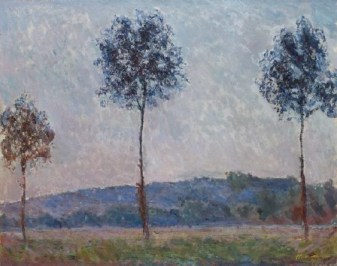 Claude Monet work