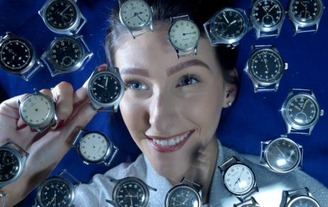 McTear's - military watches sell for £129k at auction - Amy Cameron - 1