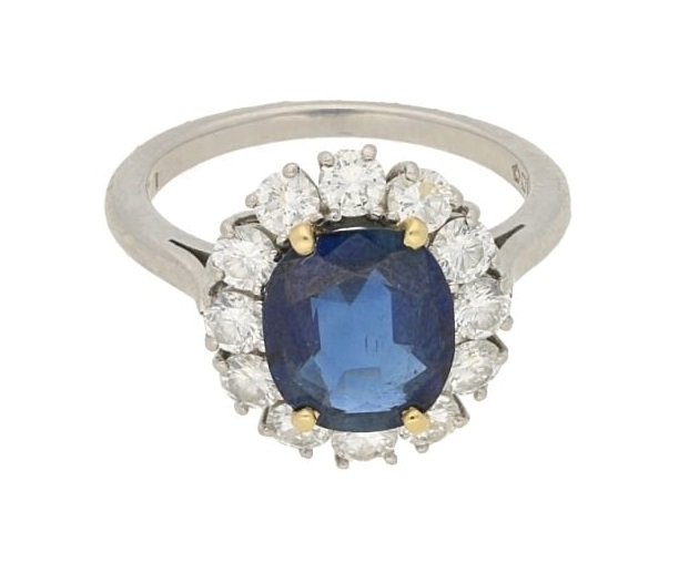 an example of a vintage ring for sale at Susannah Lovis